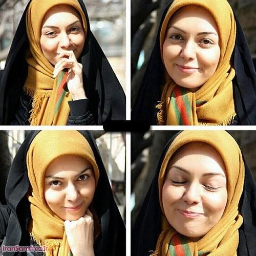«عکس بی حجاب آزاده نامداری» را چه کسی منتشر کرد؟ | افشای پشت پرده عکس های ازاده نامداری در سوئیس