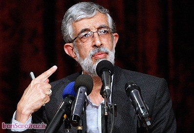 حدادعادل: نرمافزار احمدینژاد را نداریم/روحانی زیاد لبخندمیزند/حقوقم۸میلیون است/هدیه پرحاشیه به ظریف
