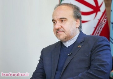 سلطانیفر: تلاش میکنیم زمینه حضور خانوادهها در ورزشگاهها فراهم شود