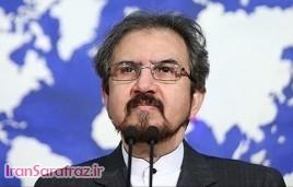 سخنگوی وزارت خارجه: از شکایت سوریها درباره حجاب آگاهی ندارم/ این بحث ها برای برخی امتیازات ورزشی است