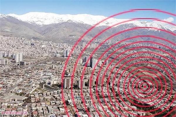 احتمال بازگشت زلزله تهران پس از دوره ۲۰۰ ساله حقیقت دارد؟