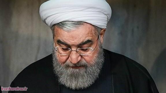 سخنان روحانی درباره عامل تجمعات و روابط دولت با نیروهای مسلح