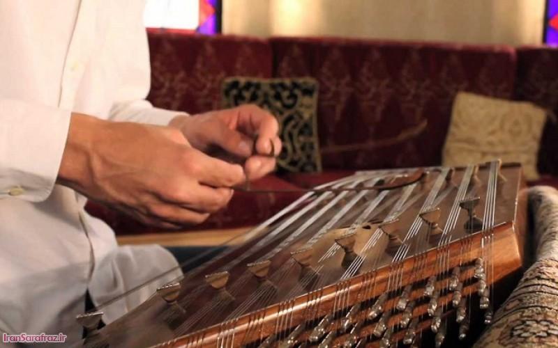در تلویزیون ایران، بهجای «ساز» مرغابی نشان میدهند!
