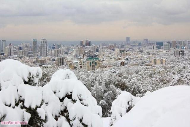 تمامی مدارس و دانشگاه های استان تهران فردا تعطیل است